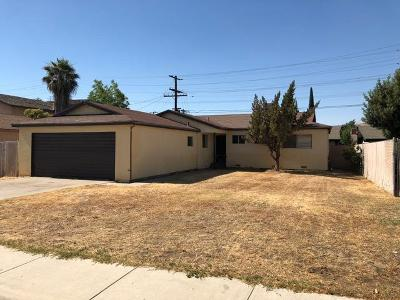 Tulare County Single Family Home For Sale: 732 Dexter Avenue