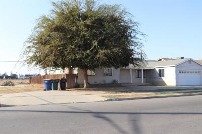 Tulare CA Single Family Home For Sale: $214,900