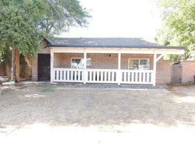 Exeter Single Family Home For Sale: 317 W Palm Street
