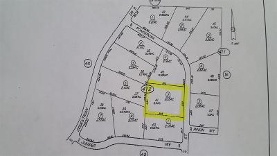 Residential Lots & Land For Sale: 24801 Ponderosa Street