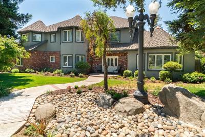 Visalia Single Family Home For Sale: 5427 W Grove Court
