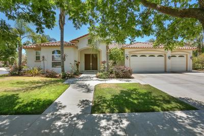 Visalia Single Family Home For Sale: 4615 W Sweet Avenue