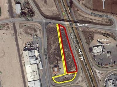 Tipton Residential Lots & Land For Sale: Freeway 99