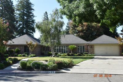 Visalia Single Family Home For Sale: 400 N Montgomery Court