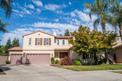 Visalia Single Family Home For Sale: 2129 N Quincy Court