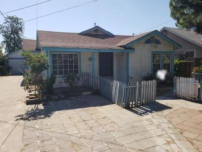 Dinuba Single Family Home For Sale: 1514 S College Avenue