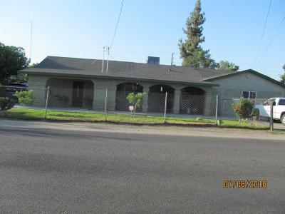 Porterville Multi Family Home For Sale: 544 Union Avenue