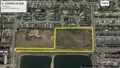 Fresno Residential Lots & Land For Sale: Cornelia Avenue