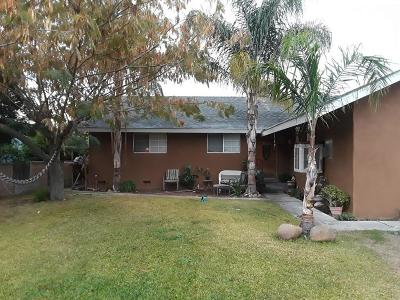 Porterville Single Family Home For Sale: 883 E Thurman Avenue #1