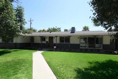 Visalia Single Family Home For Sale: 1430 S Sowell Street