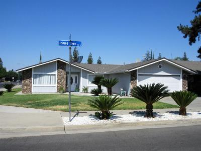 Tulare Single Family Home For Sale: 1101 Jamestown Street
