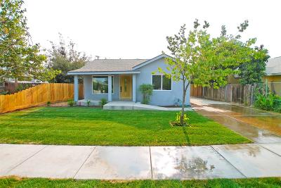 Tulare Single Family Home For Sale: 325 N D Street