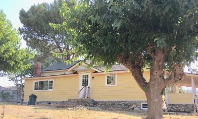 Springville Single Family Home For Sale: 35370 Tennis Avenue