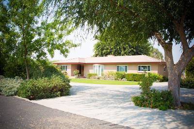 Lemoore Single Family Home For Sale: 14468 16th Avenue
