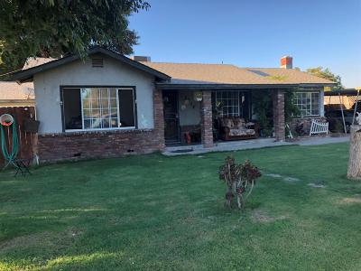 Tulare Single Family Home For Sale: 2658 Sonora