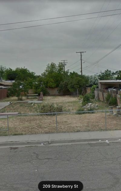 Visalia Residential Lots & Land For Sale: 209 N Strawberry Street