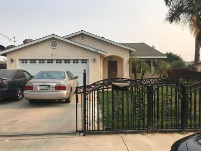 Farmersville Single Family Home For Sale: 1021 E Elm Street
