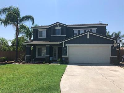 Visalia Single Family Home For Sale: 3923 W Harold Court