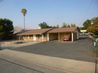 Porterville Multi Family Home For Sale: 1496 N Cobb Street