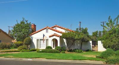 Dinuba Single Family Home For Sale: 285 N McKinley Avenue