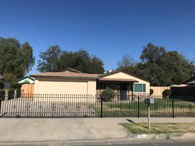 Tulare Single Family Home For Sale: 456 N Sacramento