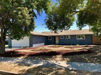Tulare Single Family Home For Sale: 1257 W Pleasant Avenue