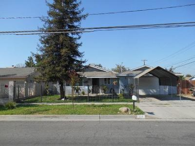 Tulare Single Family Home For Sale: 868 W Kern Avenue