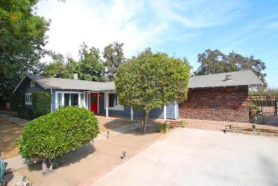 Visalia Single Family Home For Sale: 10836 Avenue 272