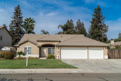 Visalia Single Family Home For Sale: 5626 W Sunnyside Drive