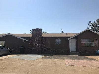 Tulare Single Family Home For Sale: 679 N West Street