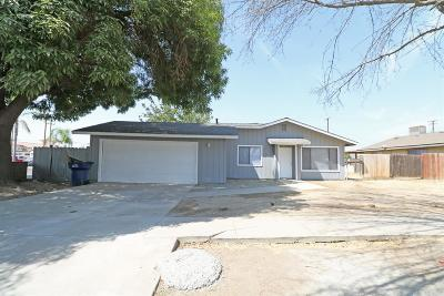 Tulare Single Family Home For Sale: 935 S P Street