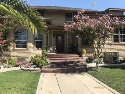 Visalia Single Family Home For Sale: 1350 S Crowe Street