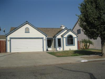 Tulare Single Family Home For Sale: 675 N Milner Street