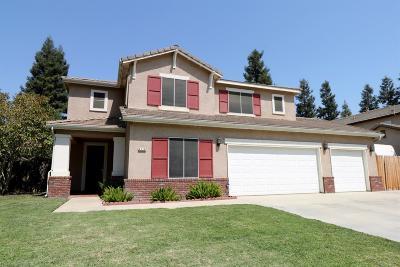 Visalia Single Family Home For Sale: 4718 W Clinton Court