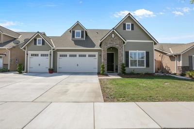 Visalia Single Family Home For Sale: 3733 W Clinton Avenue