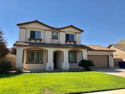Hanford Single Family Home For Sale: 1211 W Muir Way