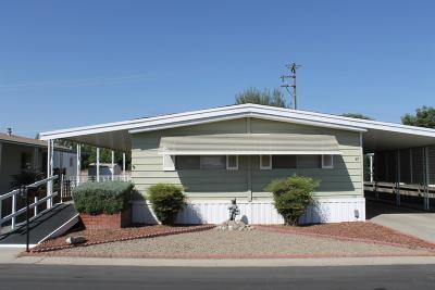 Visalia Single Family Home For Sale: 2627 W Midvalley Avenue #47