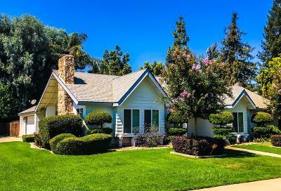 Visalia Single Family Home For Sale: 1235 S Goddard Street
