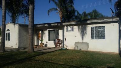 Visalia Single Family Home For Sale: 1604 N Mooney Boulevard
