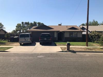 Tulare Single Family Home For Sale: 887 S T Street