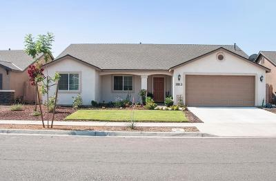 Tulare Single Family Home For Sale: 1813 W Capistrano Avenue