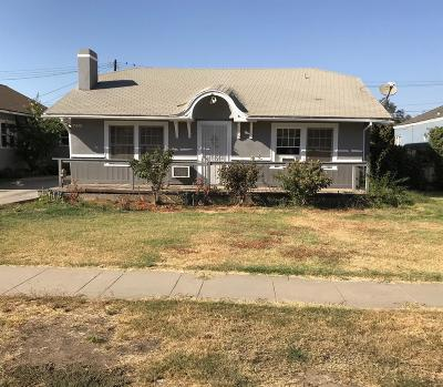 Tulare Single Family Home For Sale: 742 E King Avenue