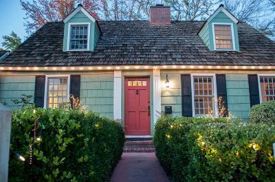 Visalia Single Family Home For Sale: 1712 W Beverly Drive