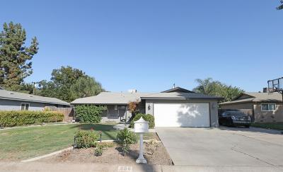 Tulare Single Family Home For Sale: 306 S Moraine Street