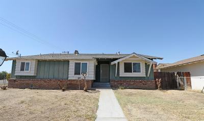 Porterville Single Family Home For Sale: 1491 State Street