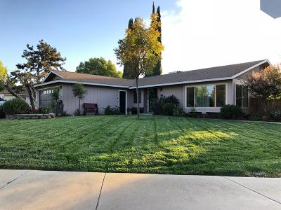 Porterville Single Family Home For Sale: 495 N Indiana Street