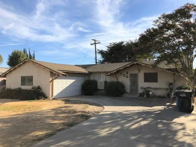 Tulare Single Family Home For Sale: 322 N Dayton Street