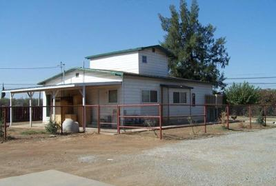 Porterville Single Family Home For Sale: 17882 Orange Belt #a Drive