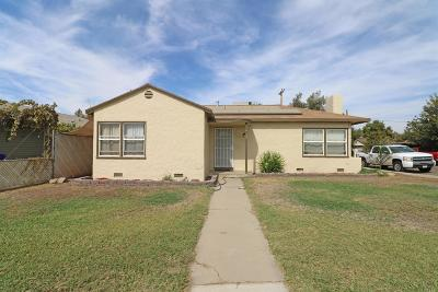 Porterville Single Family Home For Sale: 334 W Morton Avenue