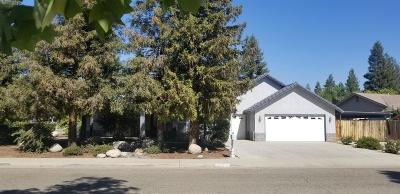Porterville CA Single Family Home For Sale: $315,999